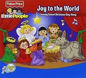 """, Little People"", Characters - Joy To The World: Sunday School Christmas Sing-Along - Amazon ..."