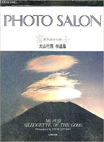 Photo Salon, March 1988: Mt  [Mount] Fuji [Fuji-san, Fujiyama