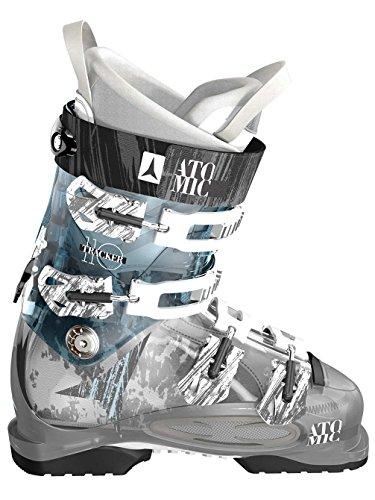 Atomic Tracker 110 Women's Ski Boots Smoke/Light Blue 26.5