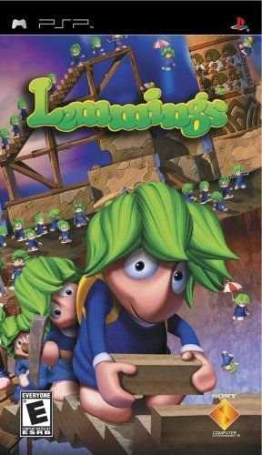 lemmings game - 5