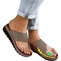 Grote teen Hallux Valgus Support Platform Sandalen voor grote tenen of kleermakers Pijn verlichten, schoenen met bunion…