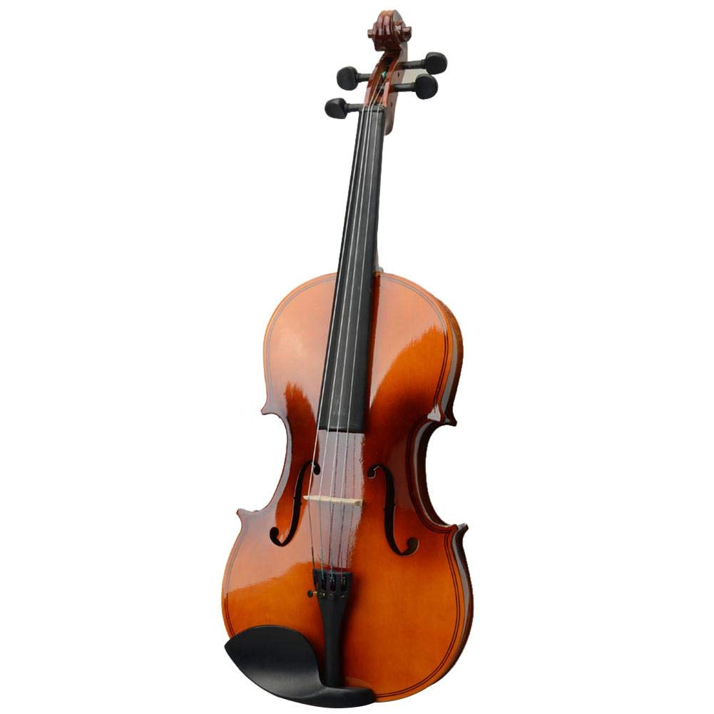 Shuixiang 16 inch Acoustic Retro Color Viola Set with Carrying Case Bow Rosin Kit
