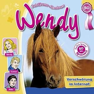 Verschwörung im Internat (Wendy 50) Hörspiel