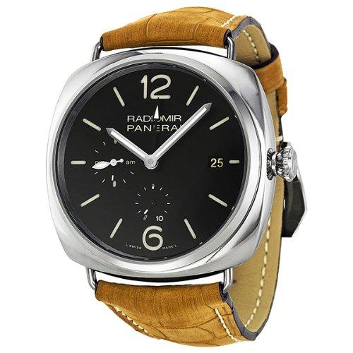 Panerai Men's PAM00323 Radiomir Analog Display Swiss Automatic Brown Watch