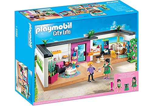 PLAYMOBIL Guest Suite City Life Modern Mansion