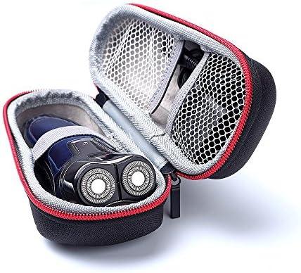 Caja para Braun Afeitadora,AZX,Bolsa Fundas para Braun Series 3,Series 7,Series 9,Funda de Almacenamiento Afeitadora eléctrica/máquina de Afeitar para Viajar: Amazon.es: Electrónica