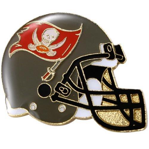 NFL Tampa Bay Buccaneers Helmet Pin-Old ()