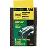 3M Small Area Sanding Sponge, Medium/Coarse, 3.75-Inch by 2.625-Inch by 1-Inch