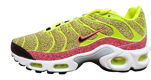 reputable site 903a5 7f839 Galleon - NIKE Womens Air Max Plus SE Womens Running Trainers 862201  Sneakers Shoes (US 8.5, Volt Black Hot Punch 700)