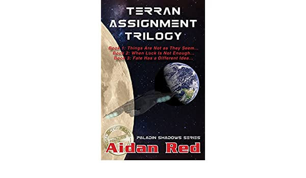 Amazon.com: Terran Assignment Trilogy (Paladin Shadows Trilogies Book 1) eBook: Aidan Red, Tina Perdue: Kindle Store