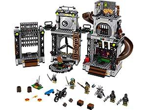 LEGO Tortugas Ninja - Playset con 6 minifiguras(79117)