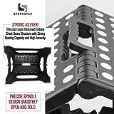 SPRANSTER Super Strong Folding Step Stool