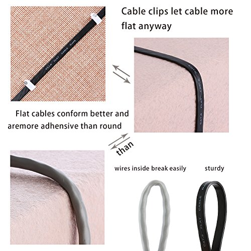 10 Feet Supports Cat6//... ethernet patch cable,Parallel World Ethernet Cable