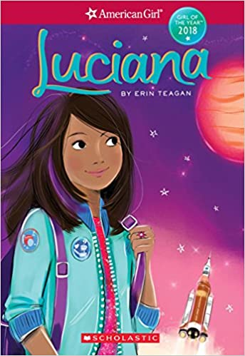 Image result for luciana girl year 2018 book