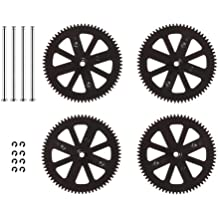 Parrot AR Drone 2.0 Gears & Shafts - Set of 4