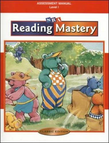 Read Online Reading Mastery Classic Assesment Manual Level 1 PDF