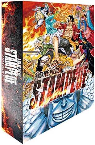 初回生産限定 劇場版『ONE PIECE STAMPEDE』スペシャル・デラックス・エディション DVD