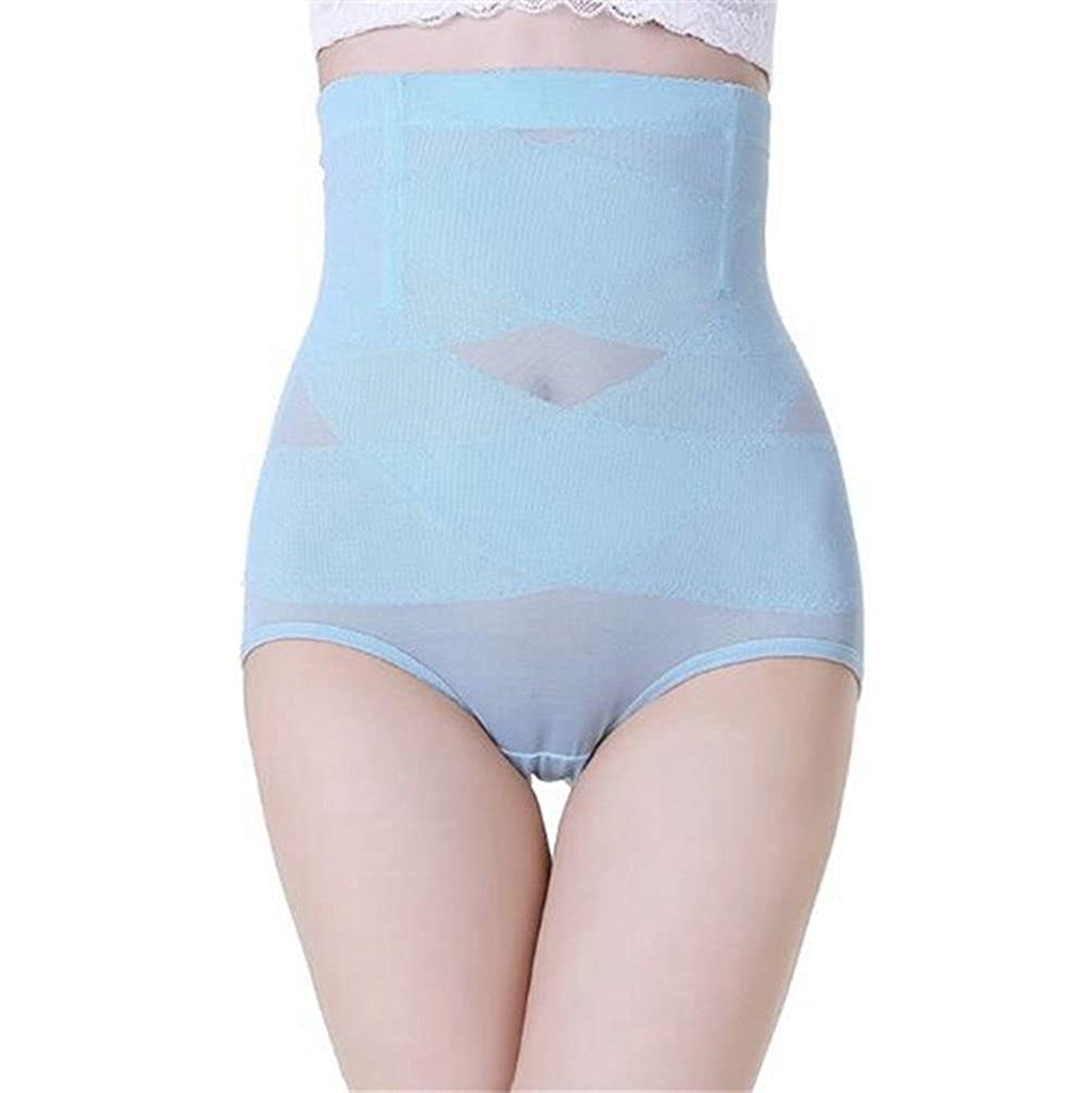 d219325dc3f28 Amazon.com  Zarbrina Womens Shapewear Panties Bodysuit Body Shaper Mid  Waist Tummy Control Seamless Strapless Panty Briefs  Clothing