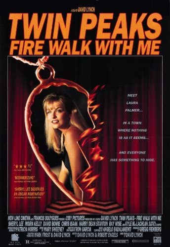 Amazon.com: Twin Peaks: Fire Walk With Me 11x17 Movie Poster (1992): Prints:  Posters & Prints