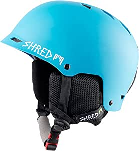 Shred Half Brain Skyward Casco, otoño/Invierno, Unisex, Color Azul ...