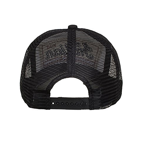 e4208086cf8 ZOMUSAR Summer Casual Embroidered Letter Printed Hip Hop Baseball Cap Mesh  Hats For Men And Women