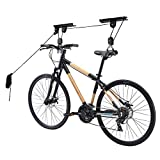 Hanging Bike Rack Lift Bicycle Heavy Duty 100 lbs