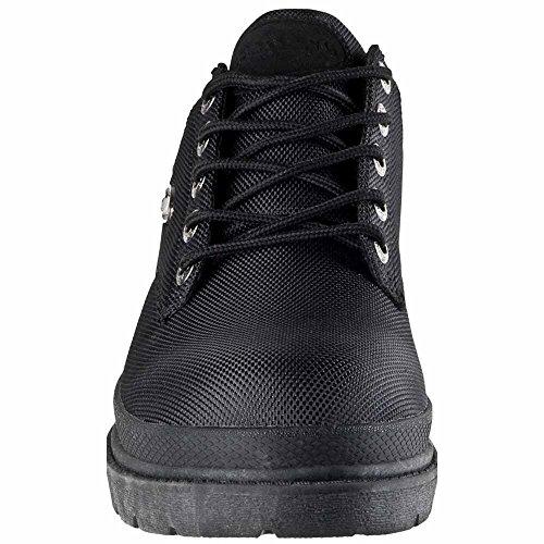 Lugz Men's Drifter Lo Ballistic Boots,Black,6.5 D by Lugz (Image #4)