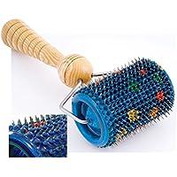 Massagerol 518 universeel M 3,5 mm, applicator Lyapko rol, ✮ ✮ 742 mm diameter 51 mm 496 naalden, lichaamsroll…