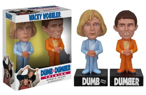 Funko Dumb and Dumber Talking Wacky Wobbler (Tuxedos From Dumb And Dumber)