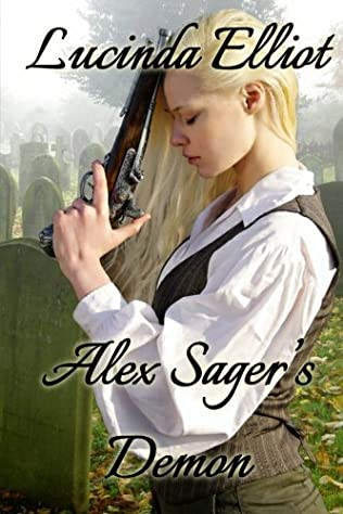 book cover of Alex Sager\'s Demon