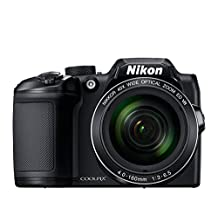 Nikon COOLPIX B500 Digital Camera, Black (Renewed)