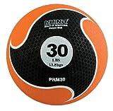Champion Sports Rhino Elite Medicine Balls, 30-Pound, Orange