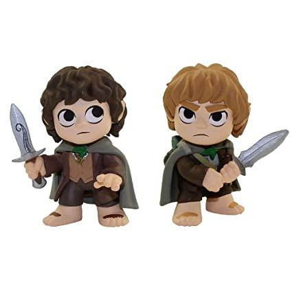 Funko Mystery Minis Lord Of The Rings Series Frodo Figure NEW