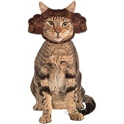 MFR BACKORDER 012517 Star Wars Princess Leia Buns Cat Hood One Size