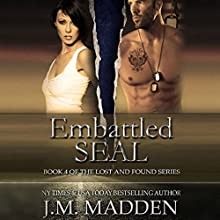 Embattled SEAL Audiobook by J. M. Madden Narrated by Eric G. Dove