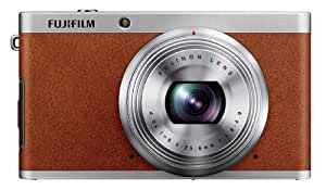 Fujifilm XF1 12 MP Digital Camera with 3-Inch LCD (Brown)