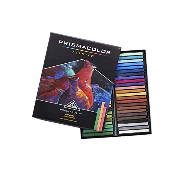 Prismacolor-27051-Premier-NuPastel-Firm-Pastel-Color-Sticks-Box-of-48-Color-Sticks