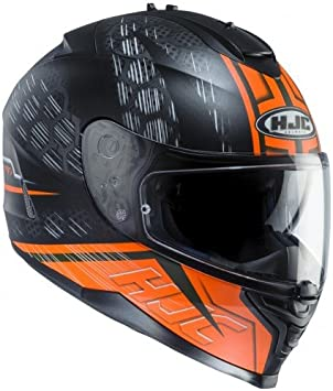 Noir//Vert S Casque moto HJC RPHA11 CRUTCHLOW REPLICA MC4HSF