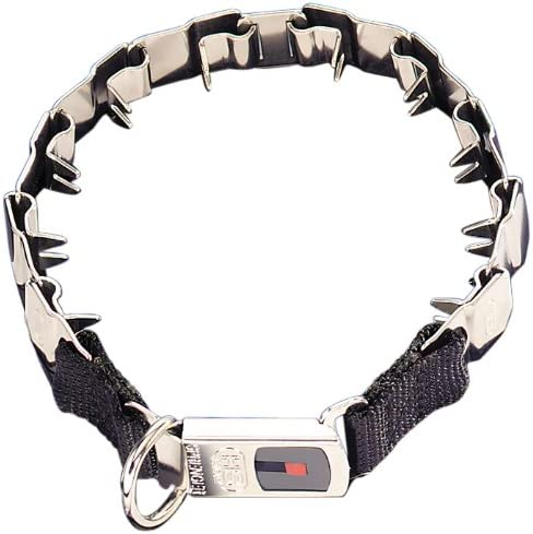 Herm Sprenger NECK-TECH Prong Training Collar 24