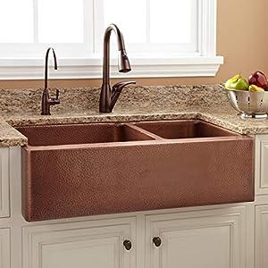 51SOJ5kZrqL._SS300_ 75+ Best Copper Farmhouse Sinks For 2020