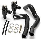 Turbosmart TS-0203-1250 Kompact Plumb Black Kit for BMW Cars