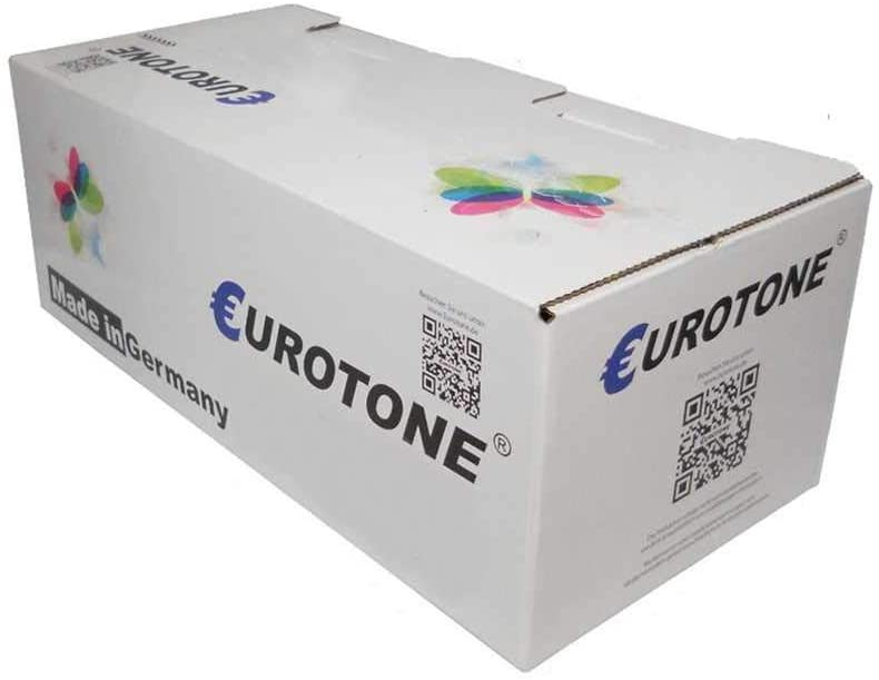 5X Eurotone Remanufactured Toner for HP Color Laserjet Enterprise cm 4540 Replaces CE264X CF031A-33A 646X 646A Set