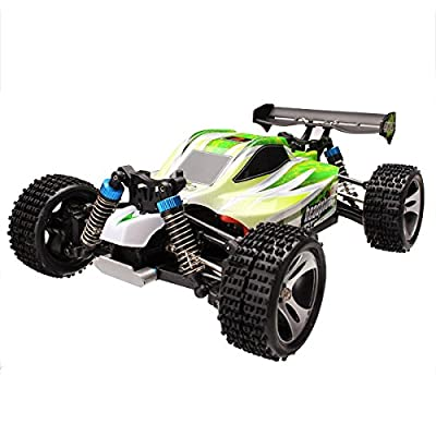New WLtoys A959-B 1/18 4WD Buggy Off Road RC Car 70km/h by KTOY: Toys & Games