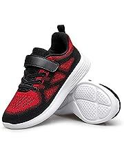 LOUSST Boys Girls Sneakers Unisex Kids Walking Running Tennis Shoes for Toddler/Little Kid/Big Kid