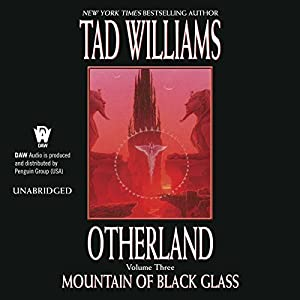 Mountain of Black Glass Audiobook