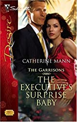 The Executive's Surprise Baby (The Garrisons)