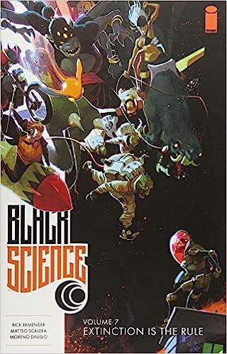 Amazon.com: Black Science Volume 7: Extinction is the Rule ...