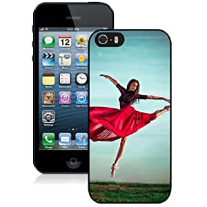 Dancer Hard Plastic iPhone 5 5S Protective Phone Case