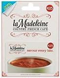 La Madeleine Gift Card $25 offers