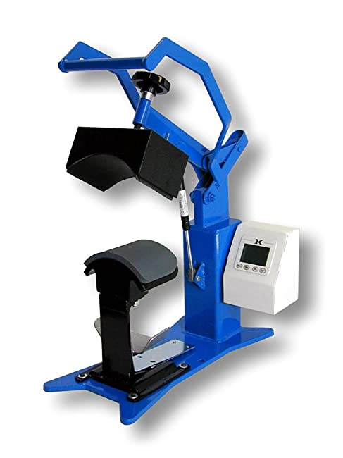 Geo Knight DK7 Heat Press For Small Hat Printing Business